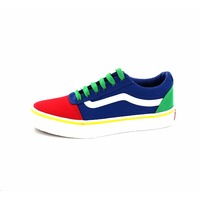 Vans sneakers veter multicolor