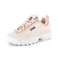 Fila sneakers roze