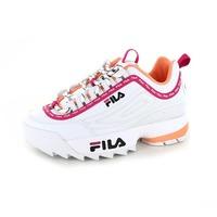 Fila sneakers wit