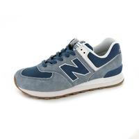 New Balance veterschoenen lichtblauw