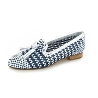 Pertini loafers - espadrilles blauw