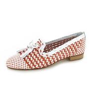 Pertini loafers - espadrilles oranje