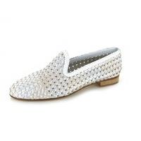 Pertini loafers - espadrilles lichtbeige