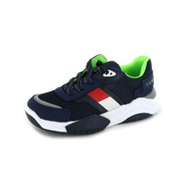 Tommy Hilfiger sneakers veter blauw