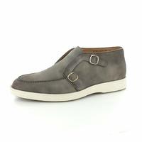 Santoni boots taupe