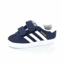 Adidas sneakers velcro blauw