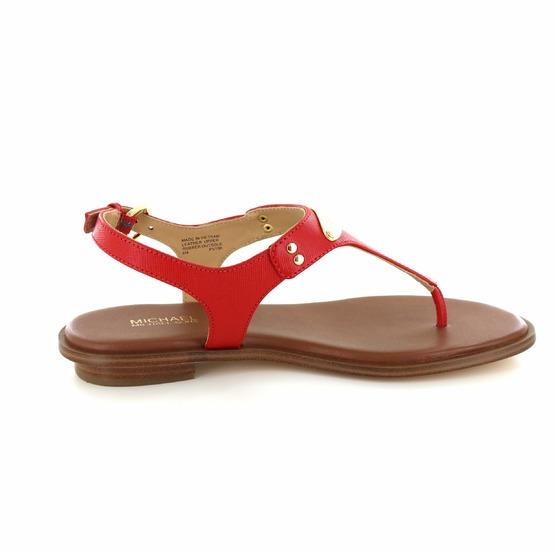 Michael Kors sandalen oranje