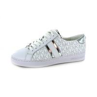 Michael Kors chaussures à lacets blanc