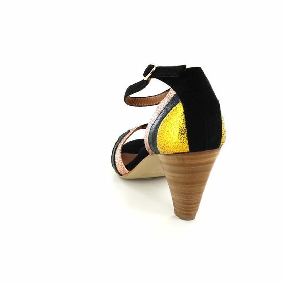 Les Venues pumps - ballerina's zwart