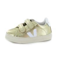 Veja sneakers velcro goud
