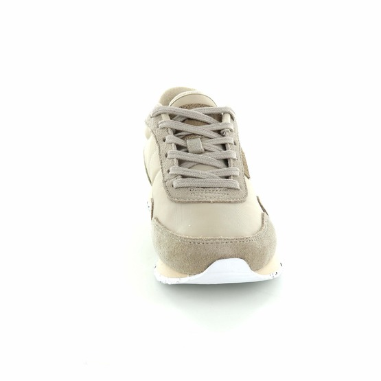Woden sneakers taupe