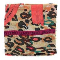 Liu Jo sjaals multicolor