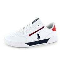 Polo sneakers veter wit