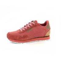 Woden sneakers roze