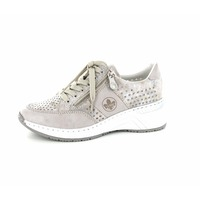 Rieker sneakers taupe