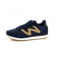 Woden sneakers blauw