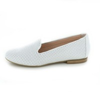 Cypres loafers - espadrilles wit
