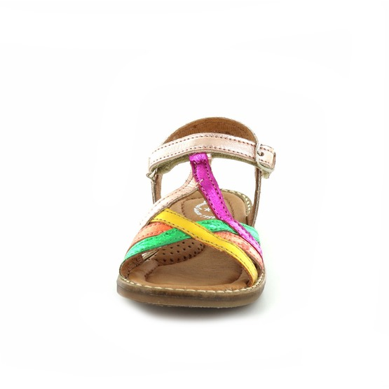 Little David sandalen multicolor