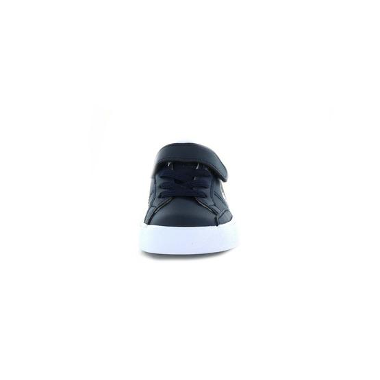Ralph Lauren sneakers velcro blauw