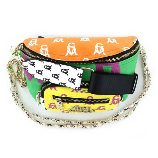 Steve Madden kleine handtassen - avondtassen multicolor