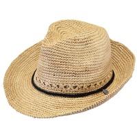 Barts bonnets - chapeaux beige clair
