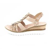Rieker sandalen roze