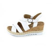 Gabor sandales blanc