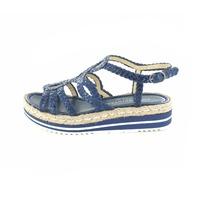 Pons Quintana sandalen blauw