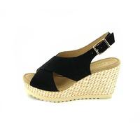 Gabor sandalen zwart