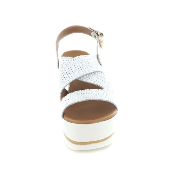 Ralet sandalen wit