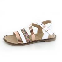 Little David sandales blanc