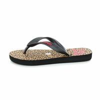 Vingino slippers donkerbruin