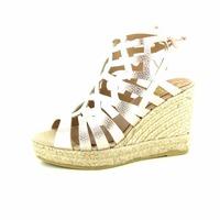 Kanna sandalen goud