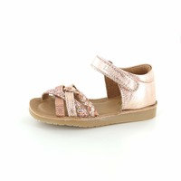 Little David sandalen roze