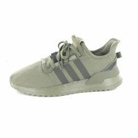 Adidas chaussures à lacets vert