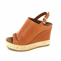 Inuovo sandales cognac