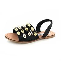 Steve Madden sandalen zwart