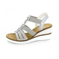 Rieker sandalen wit