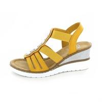 Rieker sandales jaune