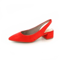 Marco Tozzi slingback orange
