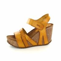Hee sandalen geel