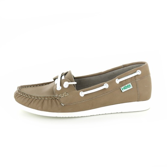 Hee mocassins taupe