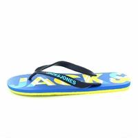 Jack&jones slippers lichtblauw