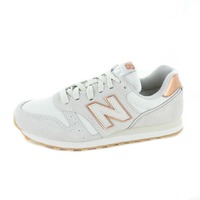 New Balance baskets beige clair