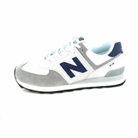 New Balance veterschoenen wit