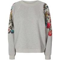 Lollys Laundry sweaters grijs