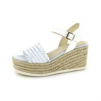 Kanna sandalen wit
