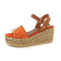 Kanna sandales orange