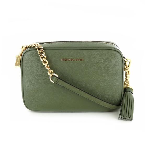 Michael Kors kleine handtassen - avondtassen groen