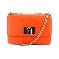 Furla kleine handtassen - avondtassen oranje